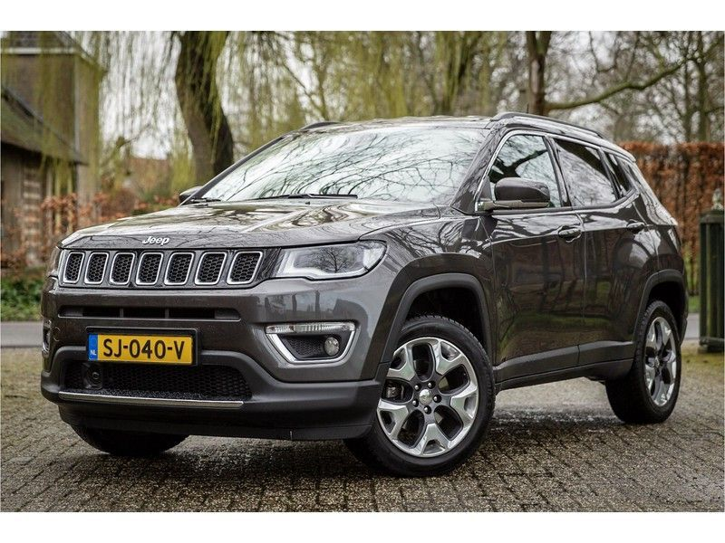 Jeep Compass occasion - Bouman Auto's Genderen B.V.