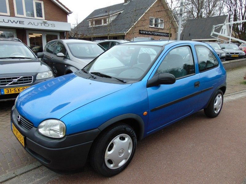 Opel Corsa occasion - Midden Veluwe Auto's