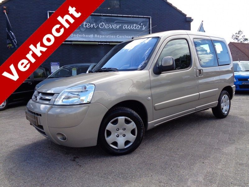 Citroen Berlingo occasion - Ten Oever Auto's