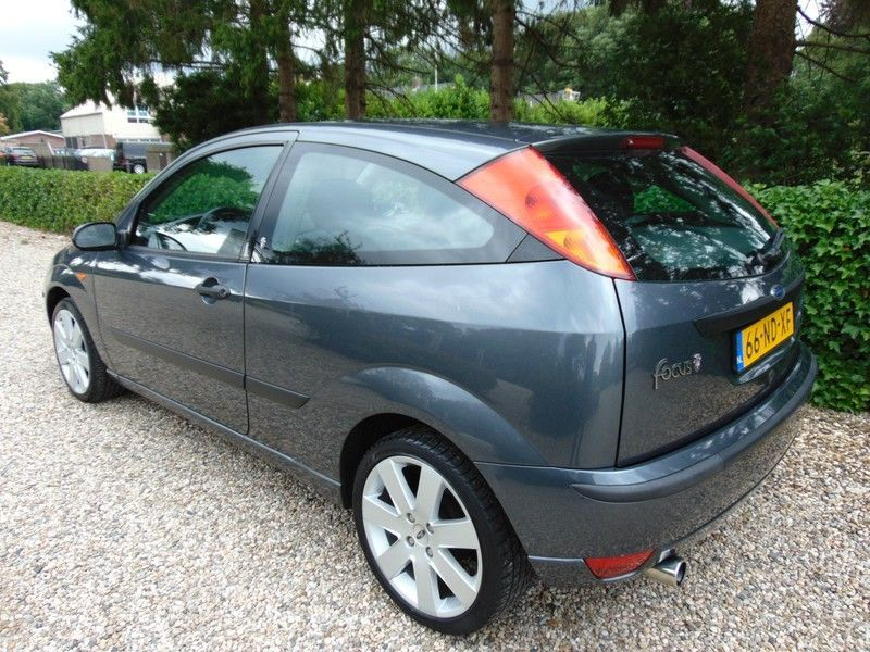 Ford Focus occasion - Midden Veluwe Auto's
