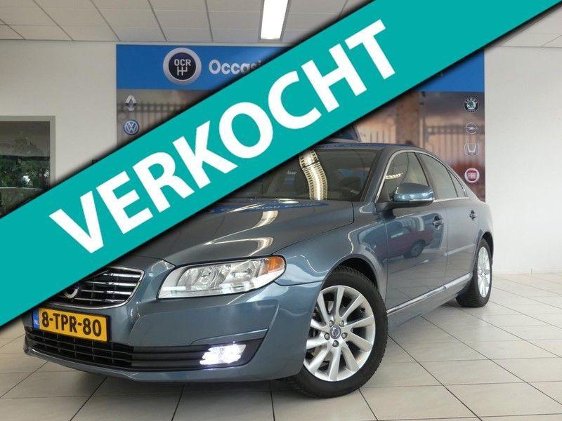Volvo S80 occasion - Occasion Center Roosendaal
