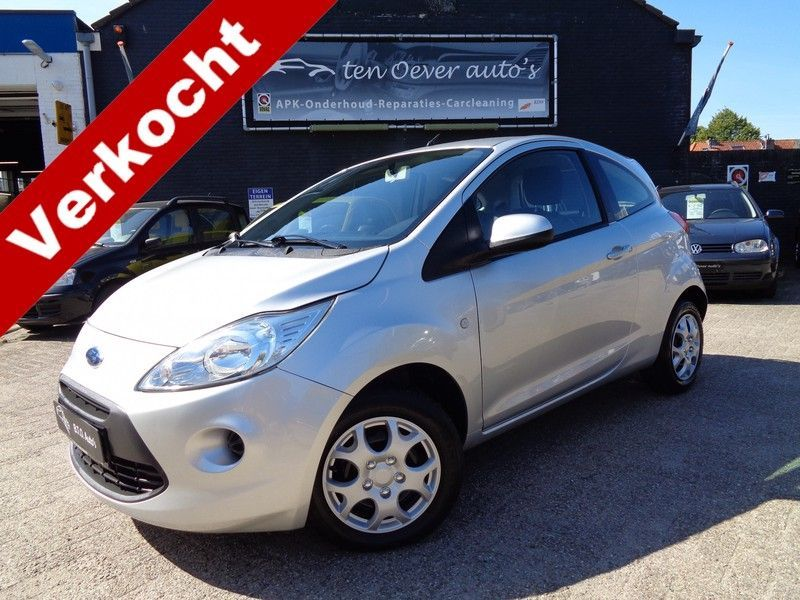 Ford Ka occasion - Ten Oever Auto's