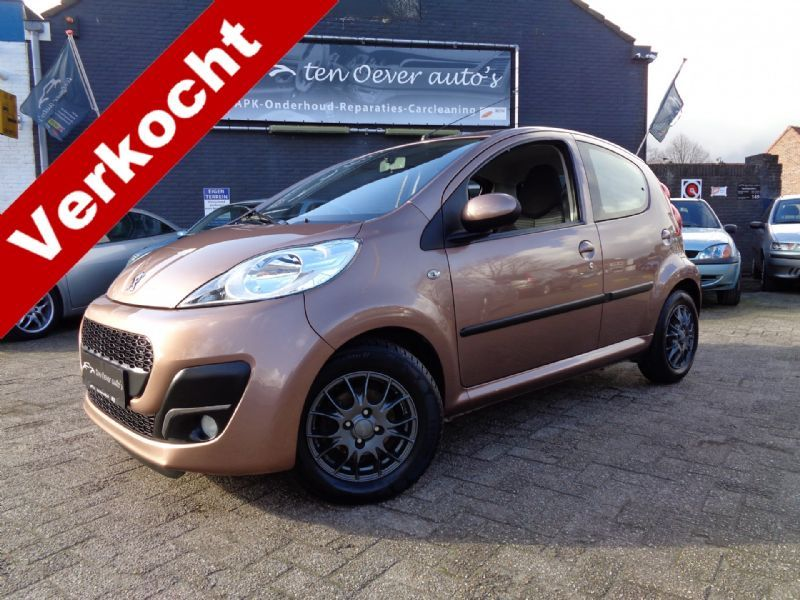 Peugeot 107 occasion - Ten Oever Auto's