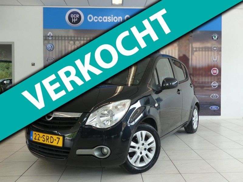 Opel Agila occasion - Occasion Center Roosendaal