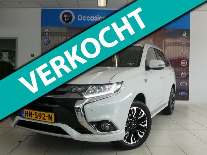 Mitsubishi Outlander occasion - Occasion Center Roosendaal
