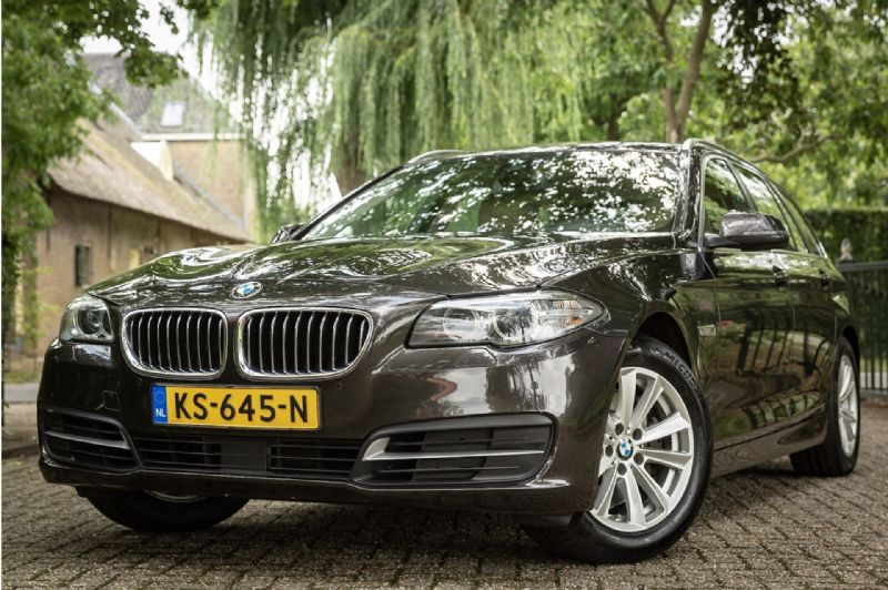 BMW 5 Serie occasion - Bouman Auto's Genderen B.V.