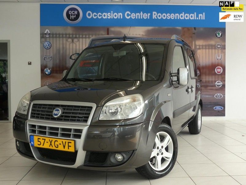 Fiat Doblò occasion - Occasion Center Roosendaal