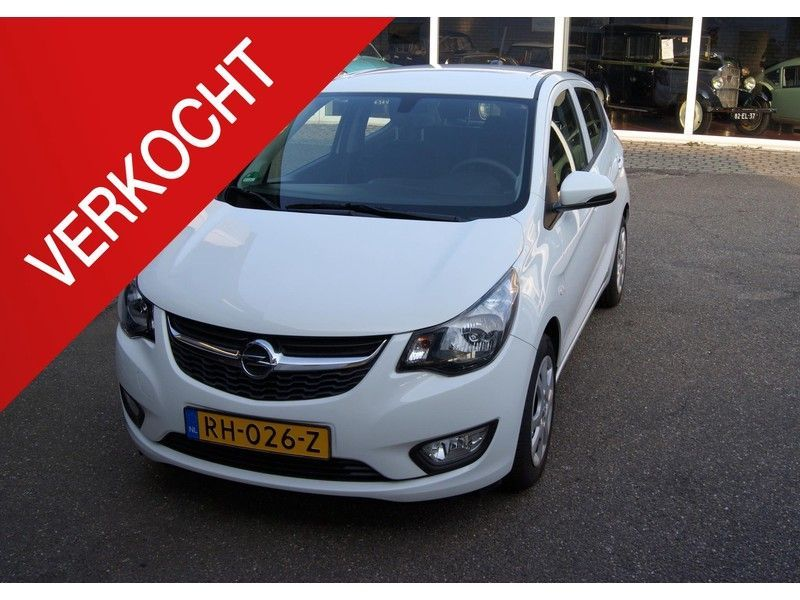 Opel KARL occasion - Feijts Auto's