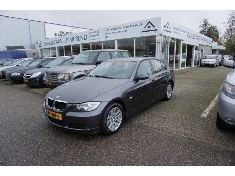 BMW 3 Serie occasion - Dealercars Purmerend