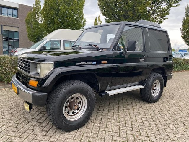 Toyota Land Cruiser occasion - Carshop Eindhoven B.V.
