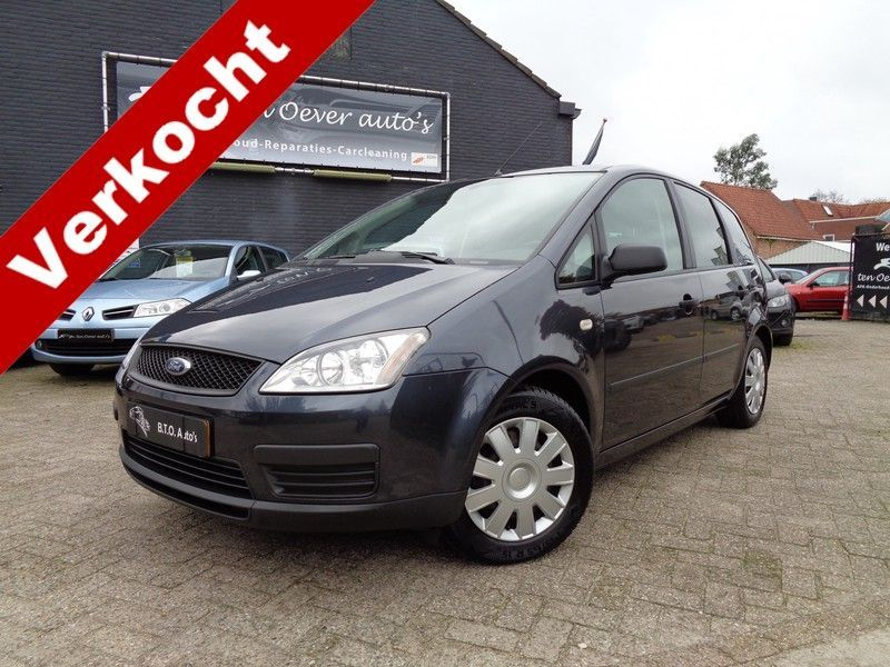 Ford Focus C-MAX occasion - Ten Oever Auto's