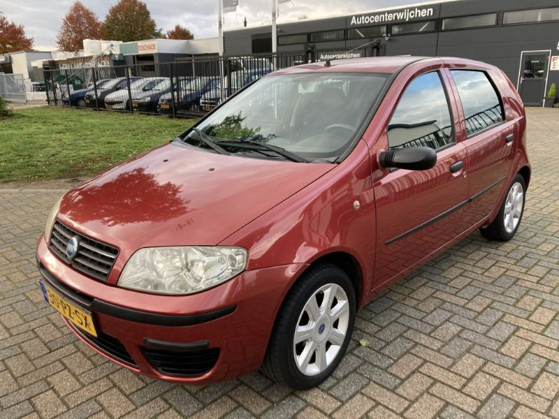Fiat Punto occasion - Auto Center Wijchen