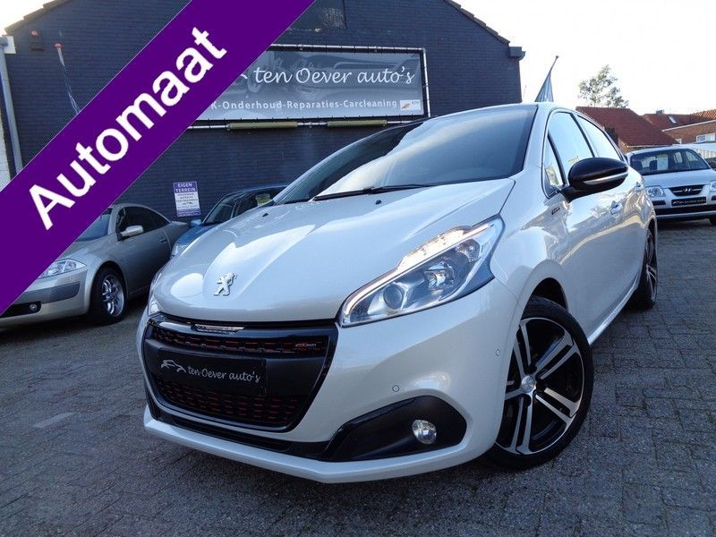 Peugeot 208 occasion - Ten Oever Auto's
