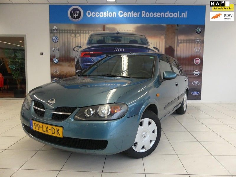 Nissan Almera occasion - Occasion Center Roosendaal