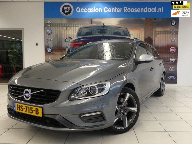 Volvo V60 occasion - Occasion Center Roosendaal