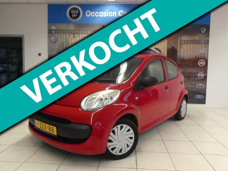 Citroen C1 occasion - Occasion Center Roosendaal