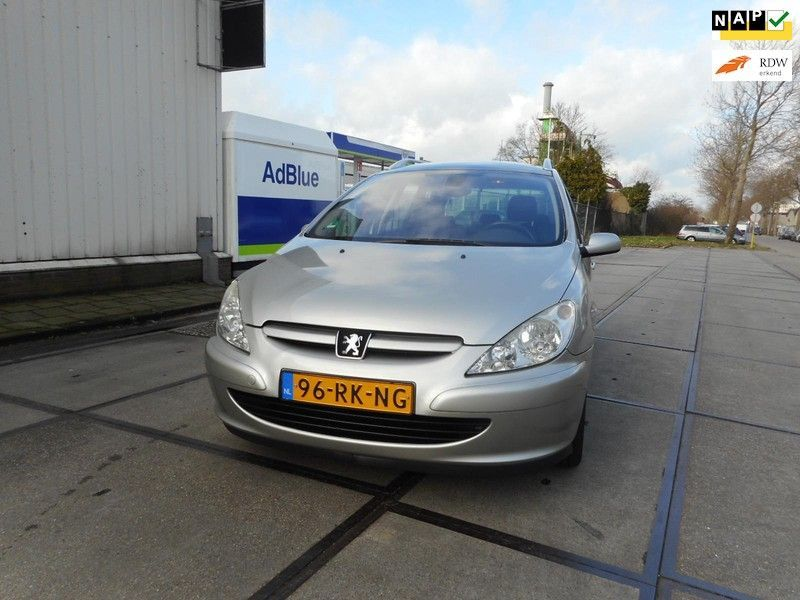 Peugeot 307 occasion - Autohandel O.N.S.