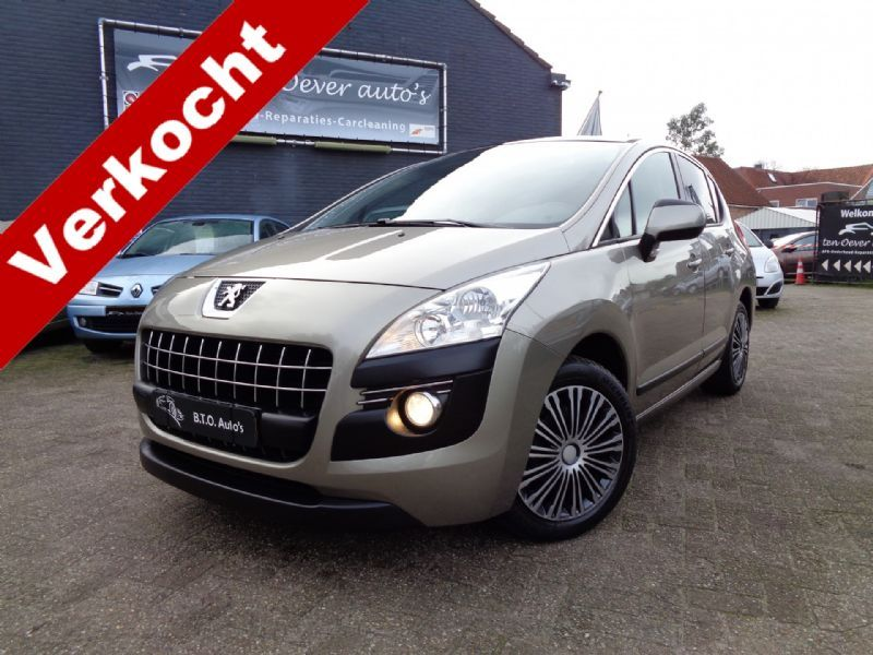 Peugeot 3008 occasion - Ten Oever Auto's