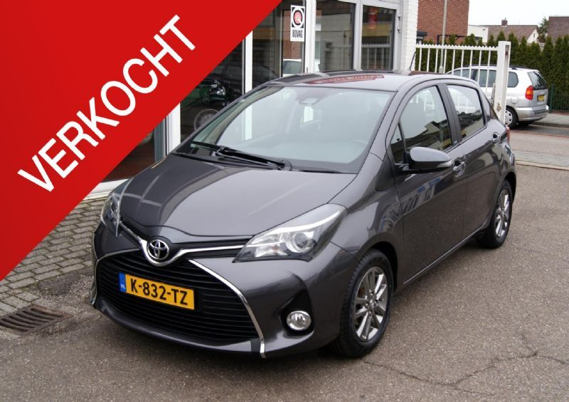 Toyota Yaris occasion - Feijts Auto's