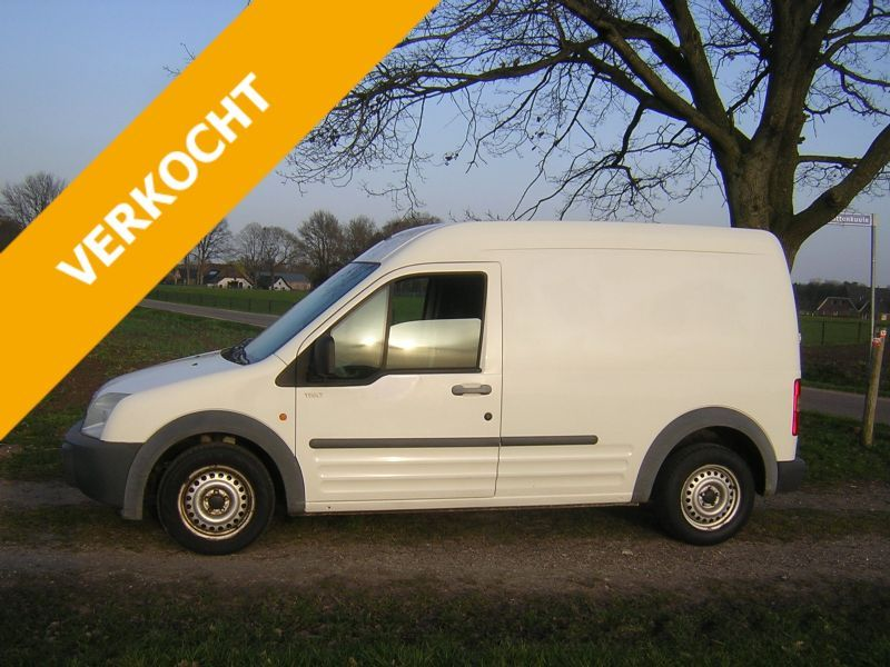 Ford Transit Connect occasion - Autobedrijf Barendregt Oosterhuizen B.V.